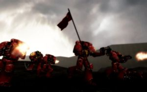 March of the Soviet Marines by CommieSoldier