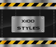 Iron design by X100-Styles