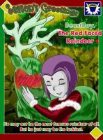 BB - The Red Faced Reindeer by teentitans