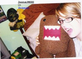 Domo and Me by JessicaL98000