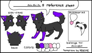 Shadow's Ref by Warriorcatfan55