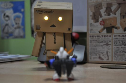 Danbo. x8 by diaoboyxd