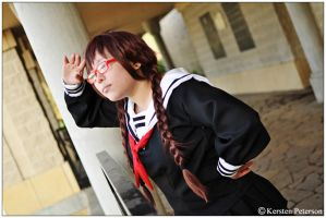 DRRR: Looking for Kasuka by CosplayerWithCamera