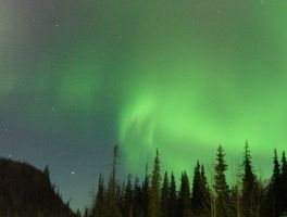 Northern Lights 3 by Wolfwoman7