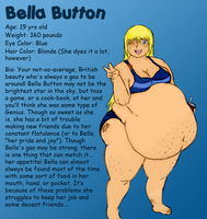 Bella profile by GhastlyGluttons