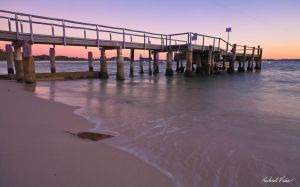 Shoal Bay Jetty 2 by robertvine