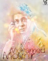 Mohamed Mounir by yousssry