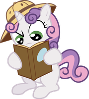 WIP - CMC Jungle Cruise - Sweetie Belle by masemj