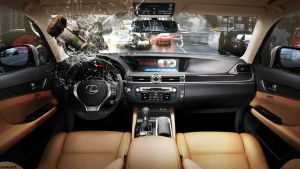 Lexus on the ramp HD by wswsart