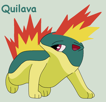 Quilava by Roky320