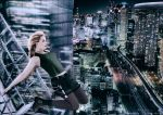 Lara Croft in Tokyo by rsiphotography