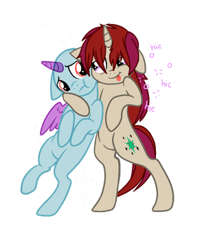 Hi Poni~ [OPEN COLLAB] by LostOnesLullaby
