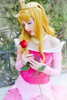 Sleeping Beauty - Flower by AidaOtaku