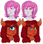 Demon Girlz designs up for offers by garnma