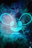 Deadmau5 iphone by reaper808