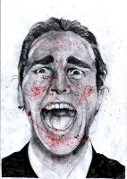 american psycho by MrParanoidXXX