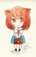 Chibi Watercolour by moimoi2x