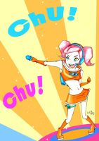 Ulala Time by coffeejelly