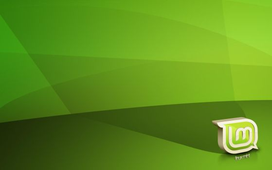 Linux Mint Wallpaper 02 - Wide by deadheir