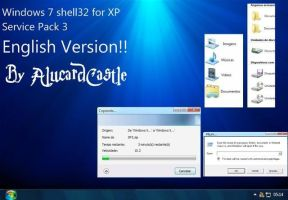 Windows 7 shell32 English by AlucardCastle