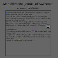 Journal: March 19, 2009 by Yggdrisall-Blue