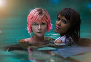 Fiona n Constance by fionafoto