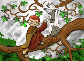 the Secret of Kells by Chevic