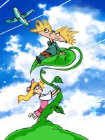 Hey Arnold! by ercsi91