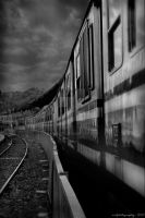 Train To Nowhere by brzmrt