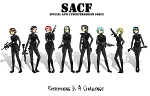 SACF Lineup by carrot25