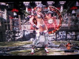 Soul Calibur 4: Mui-Mui by DeathShadow0