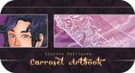 Carrosel Artbook Preview - La Lumiere by Luciana-Lu