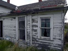 Tattered Curtains and Broken Windows by TRunna