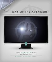 Day of the Avengers by TheAL