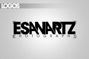 ESANARTZ Photography Logo by titopr31