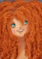 Merida by VegaNya
