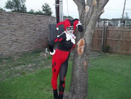 Cosplaying around in Texas by ClownGirlHarley