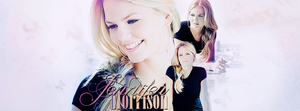 Jennifer Morrison by ContagiousGraphic