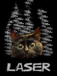 Cats and their Battle with 'The Laser' by EmuSherEt