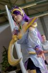 Lunar goddess Diana cosplay - by Nobbletops by Nobbletops
