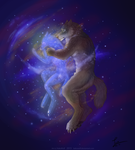 Sehnsucht - Commission by KeksWolf