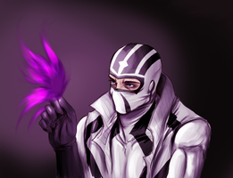 Fantomex by Danart-comic