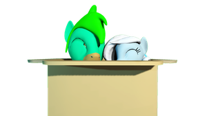 Fun in A Box With Snowdrop by Legoguy9875