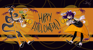Happy Halloween by Shainbow