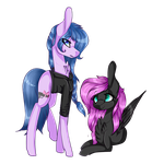 Claris and Cream Cloud [Gift/FA] by Miss-Symph-0x0