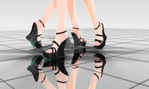 MMD - Highheels by Ina-C