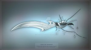 Sword of Nature version 03 by OrcunA