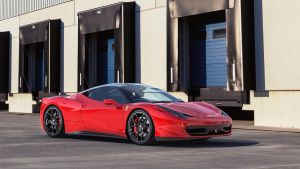 Ferrari458Italia Outdoor  02 by NasG85