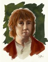 Hobbitses are cute by lady-leliel