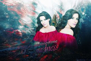 summertime sadness by Super-Fan-Wallpapers